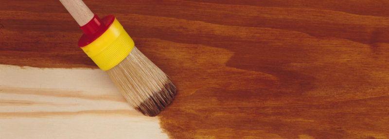 Sehr Holzflächen veredeln - mit Klarlacken, Wohnraumlasuren & Wachsen MG28