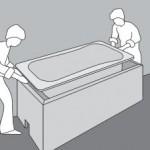 dusche und badewanne selbst einbauen praktiker marktplatz. Black Bedroom Furniture Sets. Home Design Ideas