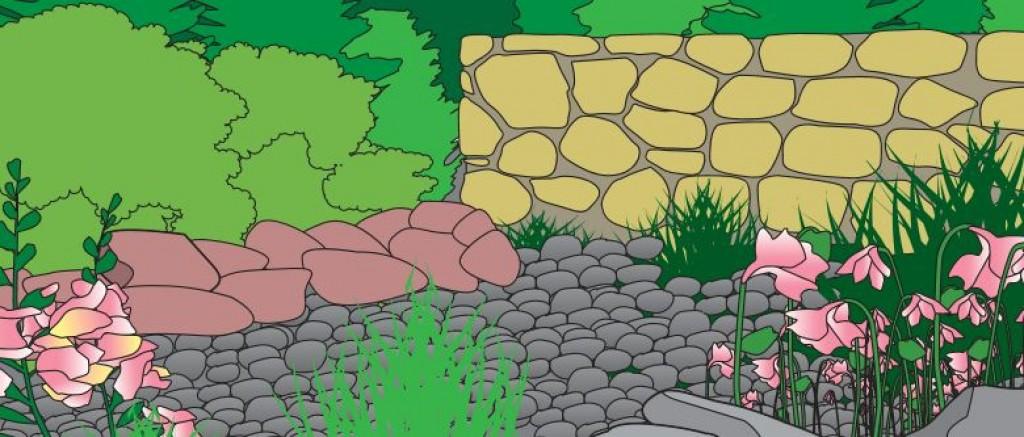 Natursteine im Garten: eine Übersicht - Praktiker Marktplatz